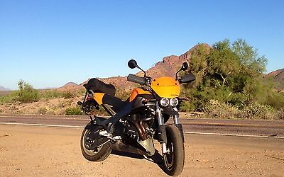 Buell : Other 2009 buell ulysses very good condition new tires front and rear