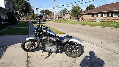 Harley-Davidson : Sportster 2009 harley davidson nightster sportster vance hines apes stage 1 48