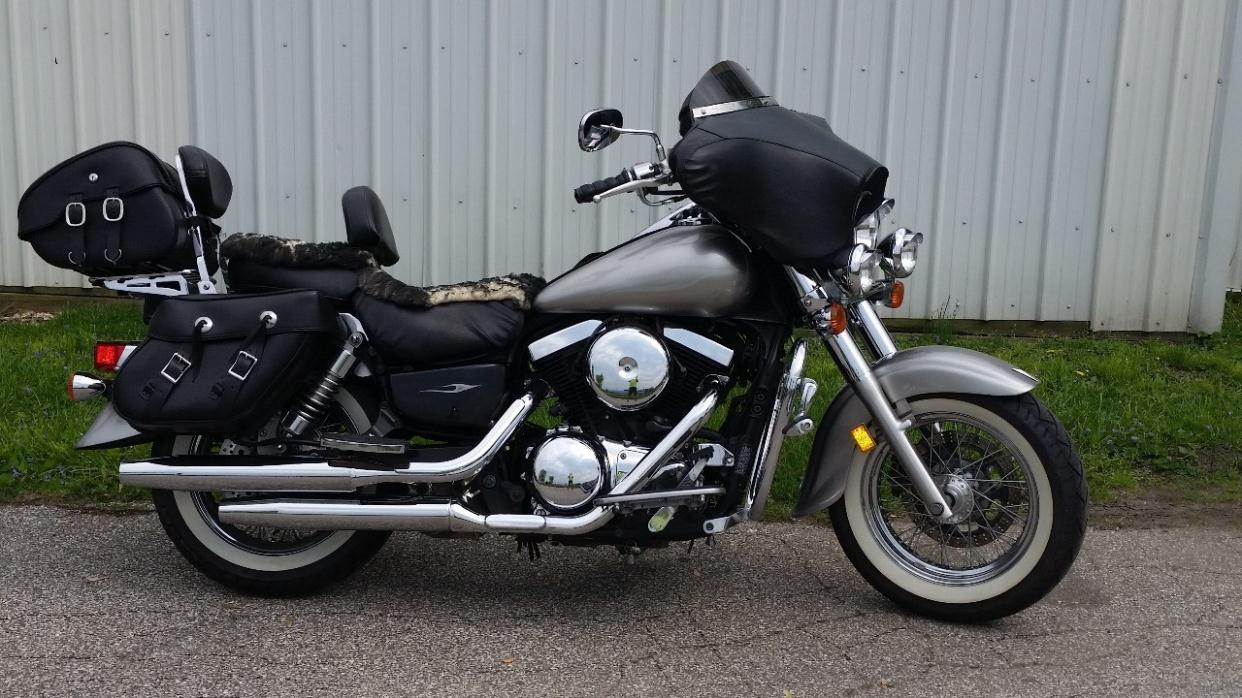 kawasaki vulcan classic 1500 motorcycles for sale. Black Bedroom Furniture Sets. Home Design Ideas