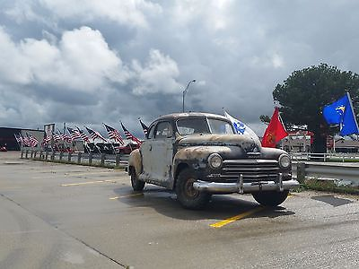 Plymouth : Other Special Deluxe 1948 plymouth p 15 special deluxe business coupe mopar project