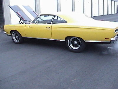 Plymouth : Road Runner 1969 plymouth ram air road runner tribute