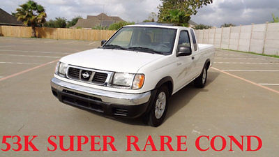 Nissan : Frontier SE King Cab Automatic 53 k indoor garage kept like new se 4 seats king cab auto loaded no rust free ship