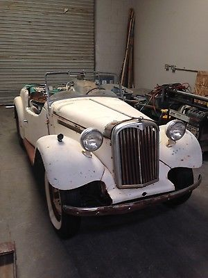 Other Makes : 1952 roadster Antique car,  Automobiles,  collectible car, used car for sale