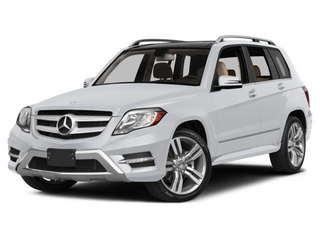 2014 Mercedes-Benz Glk Glk350