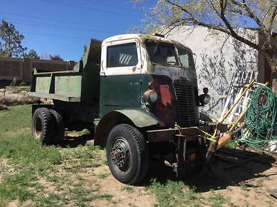 Other Makes : U-2044 Autocar Original WWII 1941 Autocar U-2044 4x4 COE Short Wheelbase Truck Complete, Titled