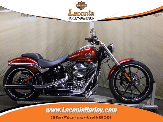2016 Harley-Davidson FXSB SOFTAIL BREAKOUT