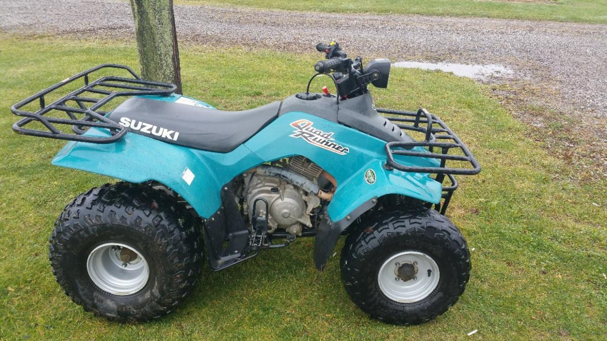 Suzuki Quadrunner Lt F 160 Motorcycles For Sale