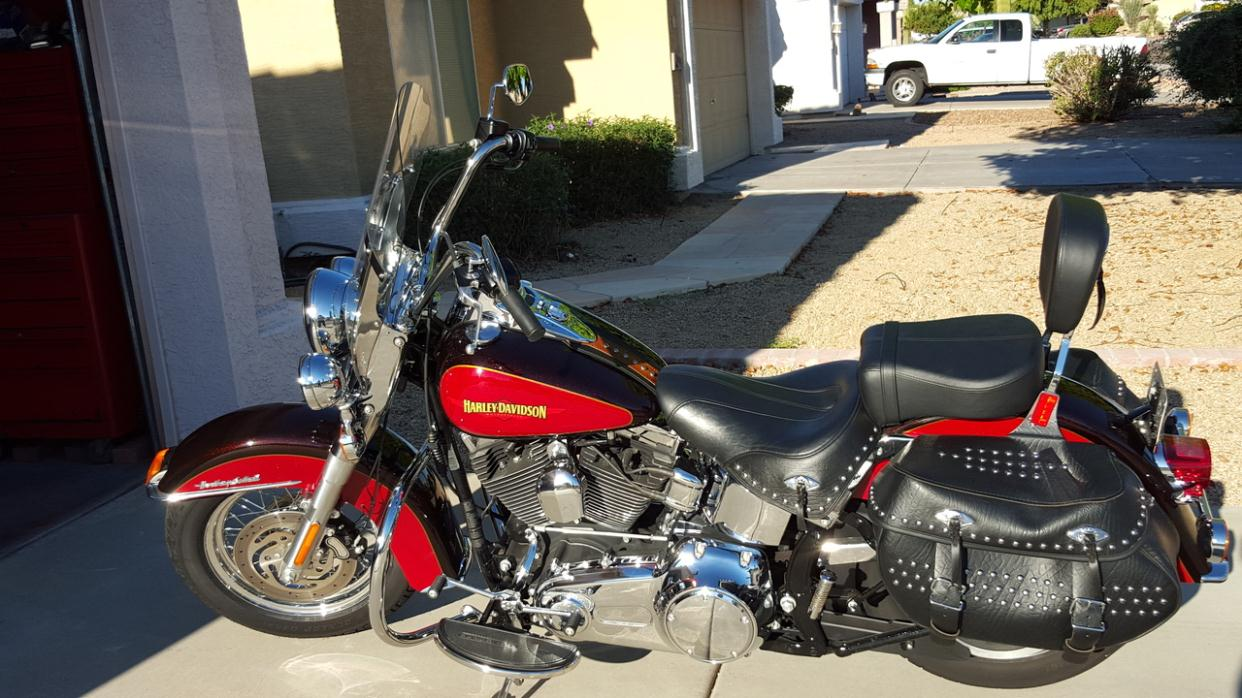 2004 Harley Davidson Softail Night Train Motorcycles For Sale