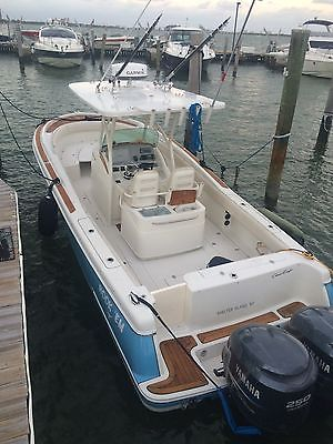 2008 CHRIS-CRAFT CATALINA 29 LUXURY CENTER CONSOLE LOW HOURS (362) ***MIAMI***