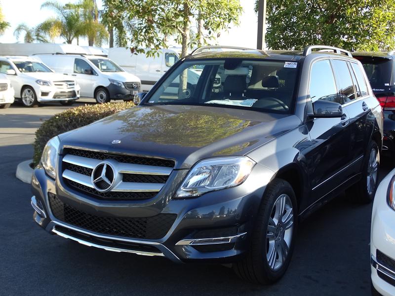 2015 Mercedes-Benz Glk Glk350