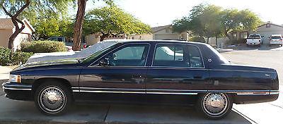 Cadillac : DeVille 1996 cadillac sedan deville 4 door 4.6 l