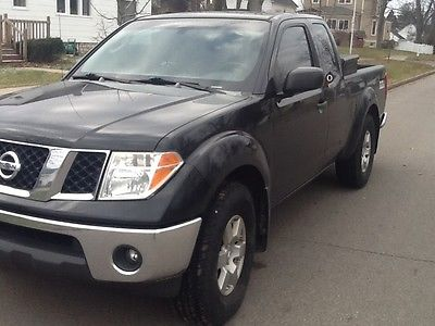 Nissan : Frontier King cab Nissan Frontier
