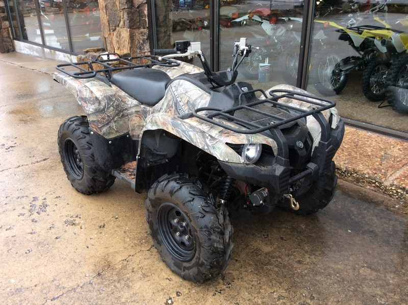 Yamaha Grizzly  For Sale In Oklahoma