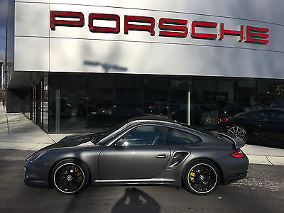 Porsche : 911 Turbo S Coupe 2-Door 2012 porsche 911 turbo s coupe 2 door 3.8 l porsche certified warranty