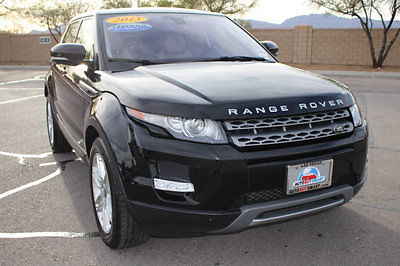Land Rover : Range Rover 5dr Hatchback Pure Premium 2013 land rover evoque 1 owner only 21 k miles pure package