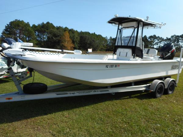 2008 Carolina Skiff dlv258