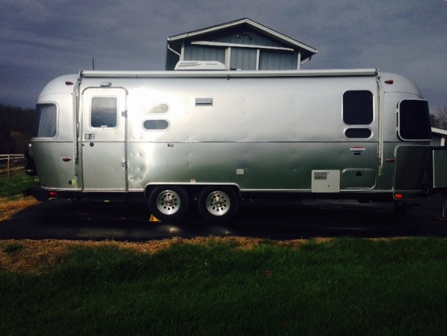 2014 Airstream International INTERNATIONAL ONYX