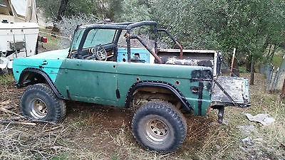 Ford : Bronco 2 door 196 1977 ford bronco