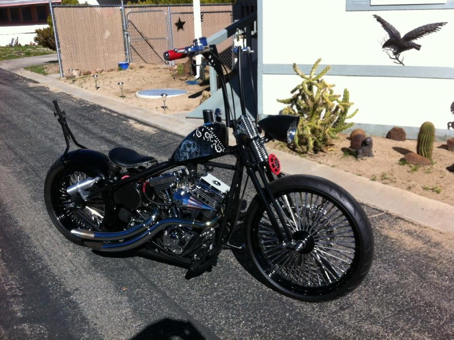 2009 Custom Chopper