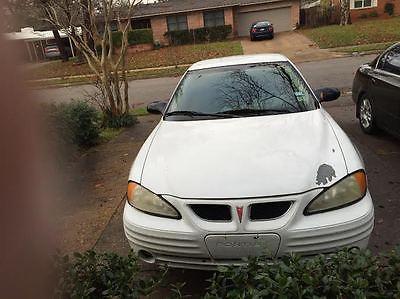 Pontiac : Grand Am SE 2002 pontiac grand am