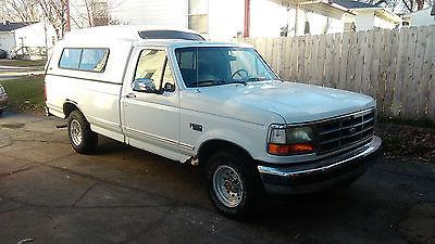 Ford : F-150 XLT 1993 ford f 150 xlt