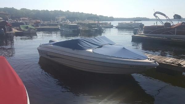 2002 Larson 190 SEI