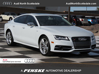 Audi : Other Drivers Assist Quattro Navigation 8 k miles 15 audi s 7 drivers assist navigation prestige bluetooth camera leather