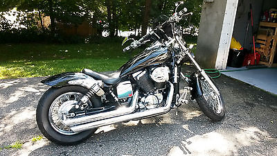 Honda : Shadow 2005 Honda Shadow Spirit 750 Custom