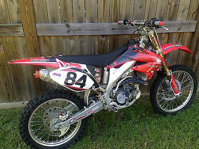 2004 Honda Crf 450 Motorcycles For Sale
