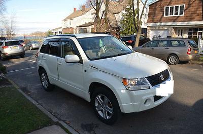 Suzuki : Grand Vitara Grand Vitara 2007 suzuki grand vitara luxury sport utility 4 door 2.7 l