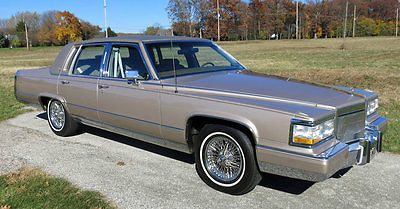 1991 cadillac brougham cars for sale rh smartmotorguide com 1991 Cadillac Brougham On Swangas Cadillac Brougham On Blades