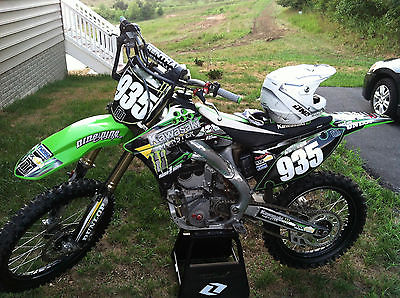 2009 Kawasaki Motocross Motorcycles for sale