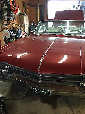 Oldsmobile : Other Convertibile 1966 olds delta 88 convertible