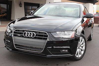 Audi : A4 Premium 2014 audi a 4 premium quattro turbo warranty 1 owner clean car fax