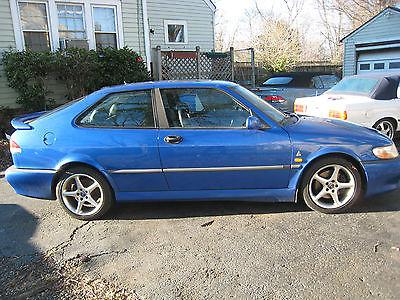 Saab : 9-3 VIGGEN 1999 saab 93 viggen 3 door 5 speed very clean
