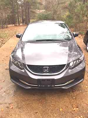 Honda : Civic 2014 honda civic lx