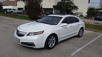 Acura : TL Technology 2014 acura tl technology package pristine 9290 mileage 50 k 5 yr warranty