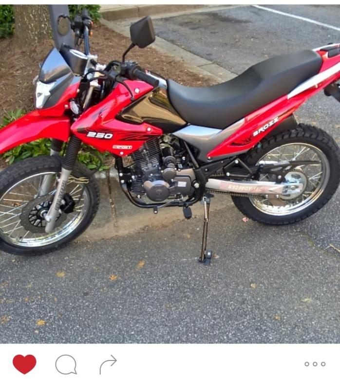 Dual Sport For Sale In Atlanta, Georgia