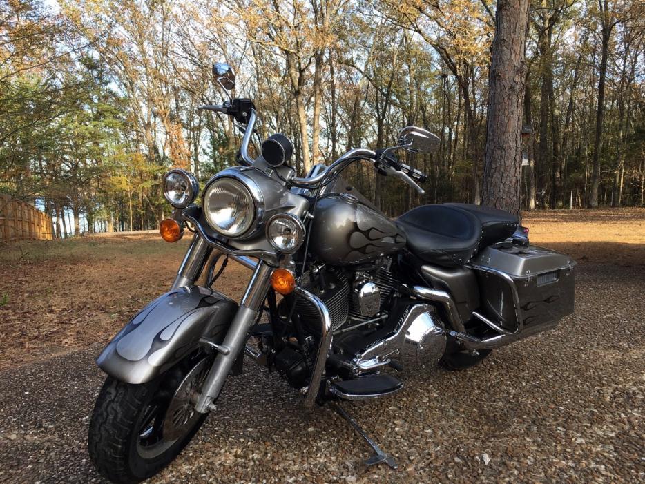 2000 Harley-Davidson Road King POLICE