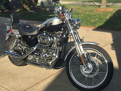 Harley-Davidson : Sportster 2003 harley davidson hundred anniversary 1200 xl custom