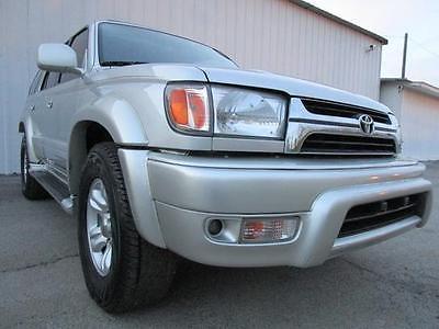 Toyota : 4Runner LT 2000 toyota 4 runner limited sport utility 4 door 3.4 l