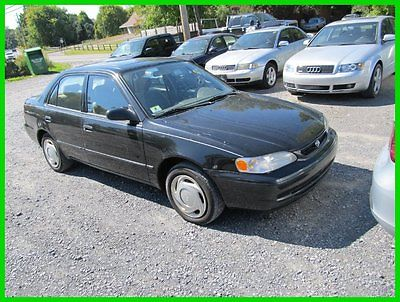 Toyota : Corolla VE 2000 ve used 1.8 l i 4 16 v manual fwd parts or project no reserve