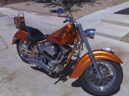 2003 Indian Chief ROADMASTER