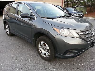 Honda : CR-V not pilot toyota lexus bmw audi mercedes acura gmc 2014 crv cr v clean accident damage wrecked salvage repair project repairable