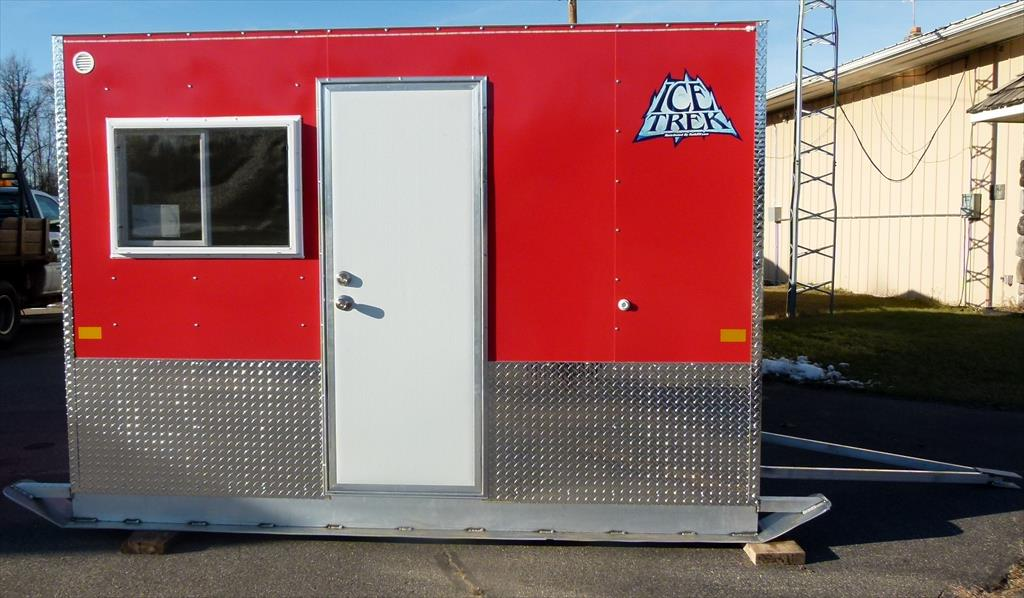 Ridgeline rvs for sale for Ice trek fish house