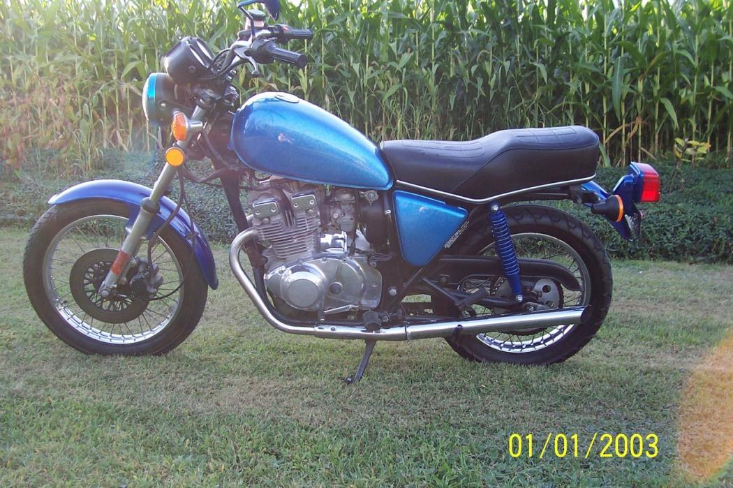 1980 Suzuki 250