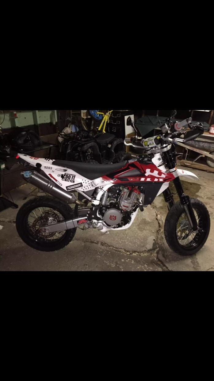 2009 Husqvarna 450 SMR