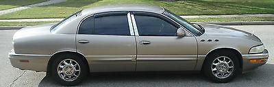Buick : Park Avenue ESTATE SALE! 2004 buick park avenue 1 owner 71 k chrome rims htd seats heads up display mint