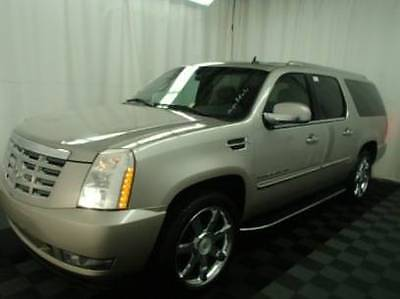 Cadillac : Other Platinum Sport Utility 4-Door 2008 cadillac escalade esv platinum sport utility 4 door 6.2 l
