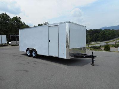 Car Haulers 8.5 x 20 Enclosed Cargo Trailer
